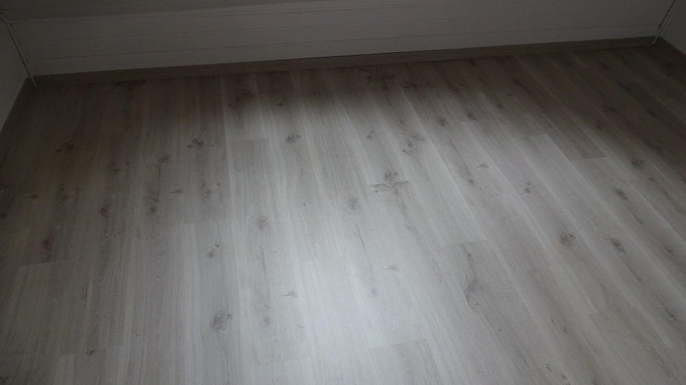 Quick-Step Eiche Tennessee grau