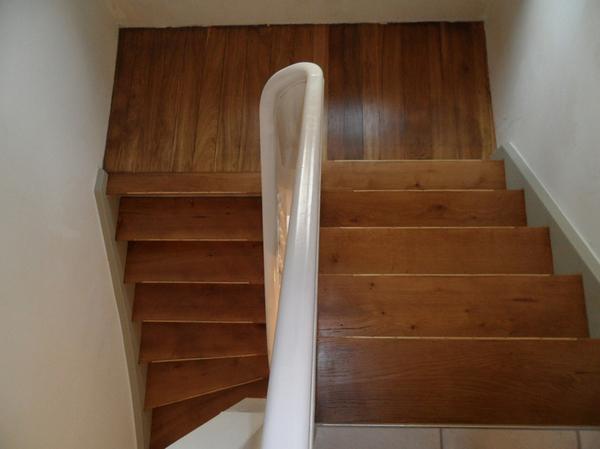 Eiche Treppe
