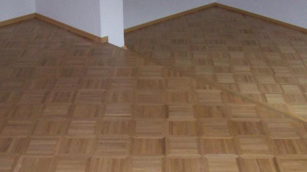 Eiche Maxburg Mosaikparkett